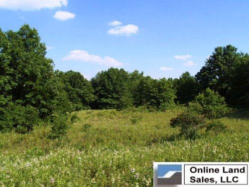 13.44 Acre Silver Moon Ranch : Okemah : Okfuskee County : Oklahoma