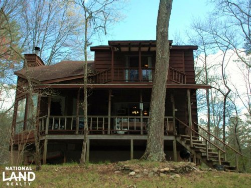 Cabin With Mountain Views : Del Rio : Cocke County : Tennessee