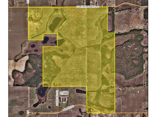 345ac Residential Development Land : Clermont : Lake County : Florida