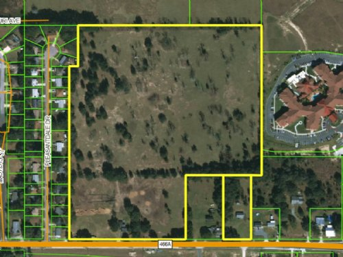 Residential Development Land : Wildwood : Sumter County : Florida