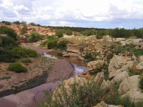 Northern Az Wilderness Canyon Ranch : Heber : Navajo County : Arizona