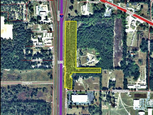 I-75 Industrial : Ocala : Marion County : Florida