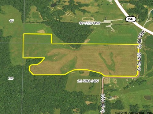 56.70 Acres - County Rd 2455 : Moberly : Randolph County : Missouri