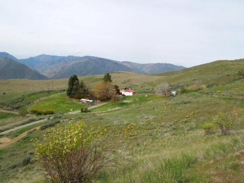 High Above Rainey Ranch : East Wenatchee : Douglas County : Washington