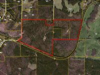 184 Acres Hutto Road : Cedartown : Polk County : Georgia
