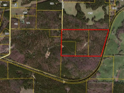 65 Acres Kelly Road : Cedartown : Polk County : Georgia