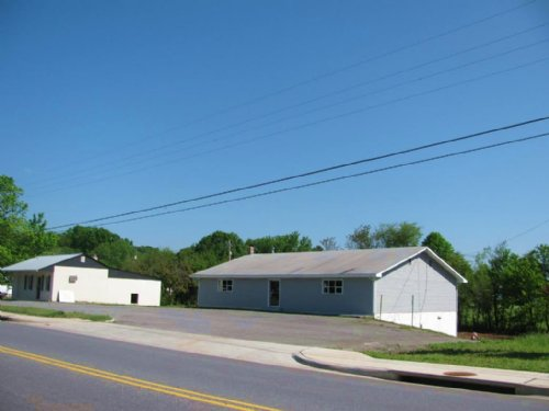 Commercial Property In Gretna Va : Gretna : Pittsylvania County : Virginia