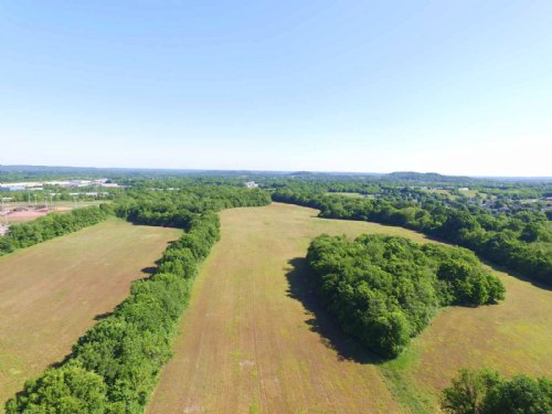 87 Acres Of Prime Land : Columbia : Maury County : Tennessee
