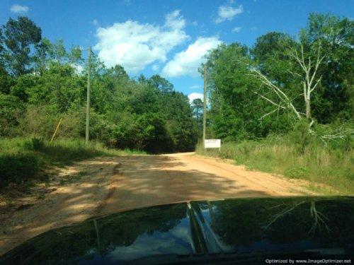 222 Ac Undeveloped Gravel Pit : Heidelberg : Clarke County : Mississippi