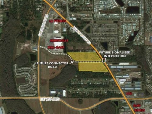 Commercial, Office Development Land : Orlando : Orange County : Florida