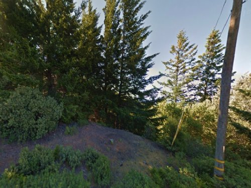 .28 Acre Residential Lot With Ocean : Shelter Cove : Humboldt County : California