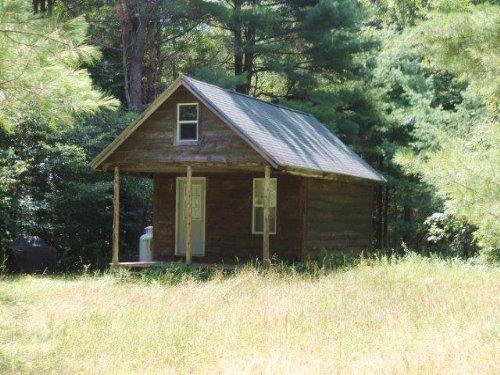Cabin Near Black Lake & State Land : Edwards : St. Lawrence County : New York