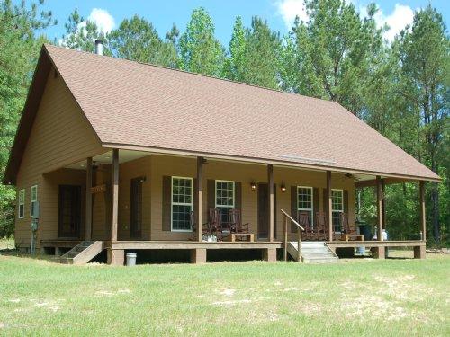 the Grove : Brewton : Escambia County : Alabama
