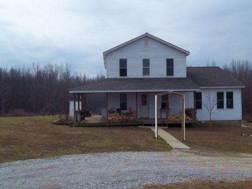 Nice Hobby Farm With Garden Spot : Hardyville : Hart County : Kentucky