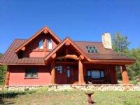 Luxury Mountain Log Home : Canon City : Fremont County : Colorado