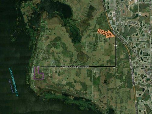 92± Mixed-use Acres Near Lake Toho : St. Cloud : Osceola County : Florida