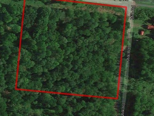 Near State And Snowmobile Trails : Osceola : Lewis County : New York