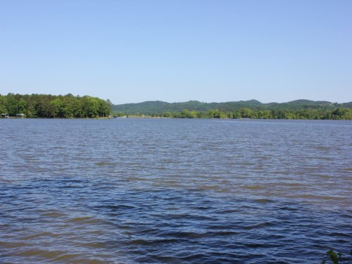 123+/- Acres On Weiss Lake : Cedar Bluff : Cherokee County : Alabama