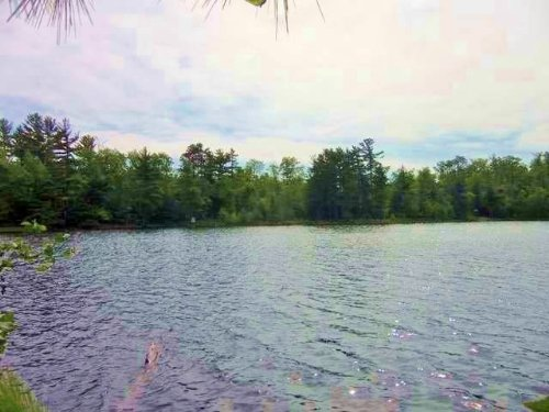 3.21 Acres Of Lakefront Privacy : Lac Du Flambeau : Vilas County : Wisconsin