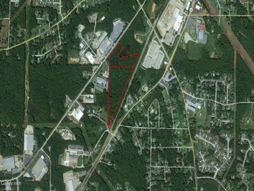 18.2 Acres - Maries Lake Road : Douglasville : Douglas County : Georgia