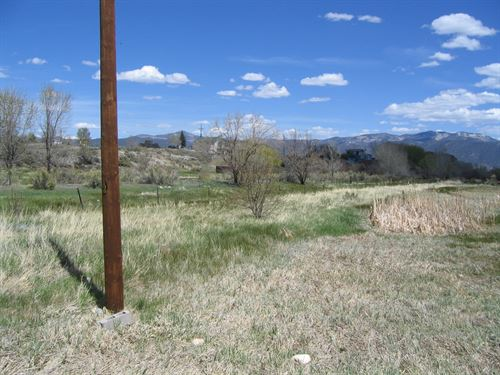 234984, Acreage With Commercial Po : Poncha Springs : Chaffee County : Colorado