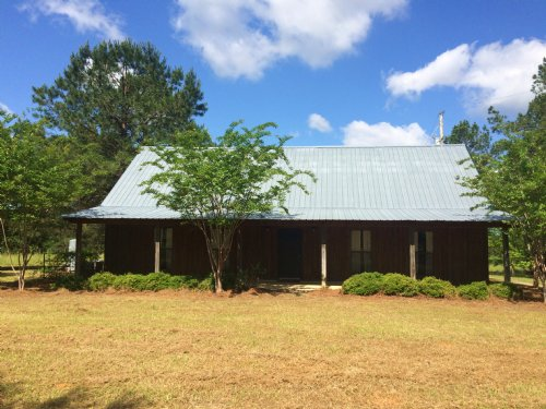 7 Bedroom Home On 40 Acres : Banks : Pike County : Alabama