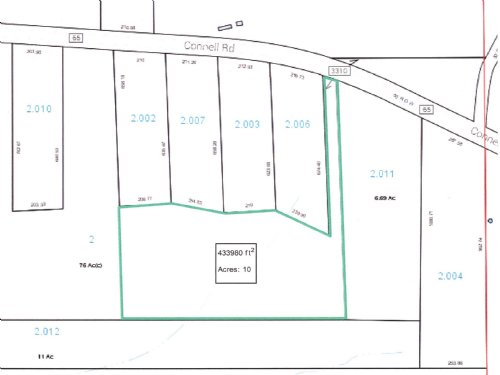 10 Acres - Great Homesite : Troy : Pike County : Alabama