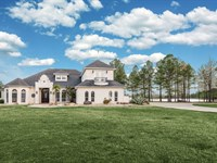 Red River Ranch Retreat : Clarksville : Red River County : Texas
