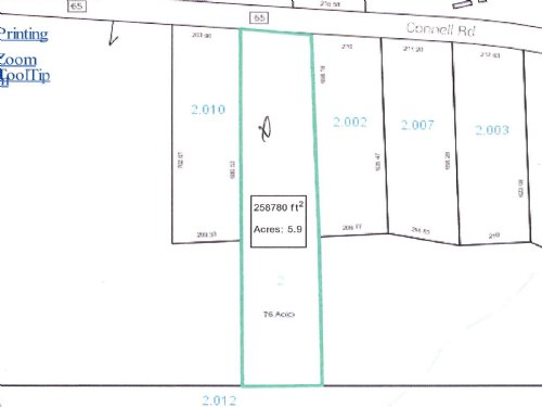 6 Acres - Partially Open & Wooded : Troy : Pike County : Alabama