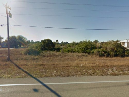 Vacant Lot For Sale : Lehigh Acres : Lee County : Florida