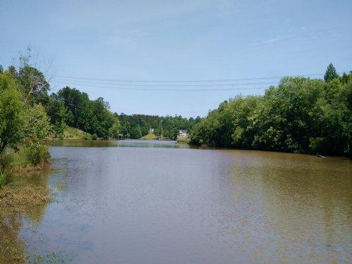 Burtom Road : Eatonton : Putnam County : Georgia