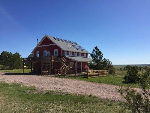 Bijou Rim Ranch : Kiowa : Elbert County : Colorado