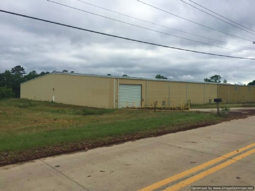 Commercial Warehouse In Brookhaven : Brookhaven : Lincoln County : Mississippi