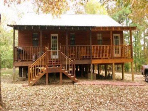 Hunting Land Custom Cabin Creek Cop : Hazlehurst : Copiah County : Mississippi