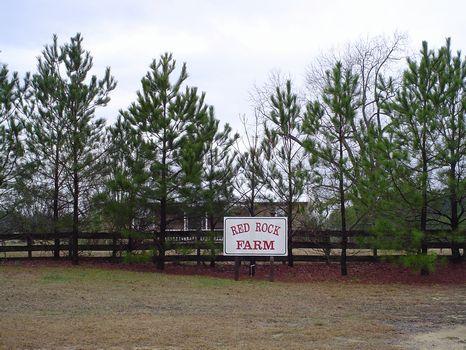 Red Rock Farm : Buena Vista : Marion County : Georgia