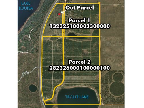 Lakefront Development Land : Clermont : Lake County : Florida