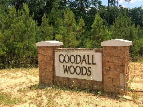 Price Reduced Goodall Woods : Macon : Bibb County : Georgia