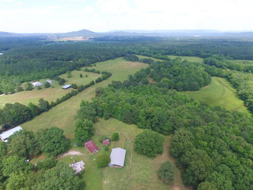 90+/- Acres Of Pastureland : Sylacauga : Talladega County : Alabama