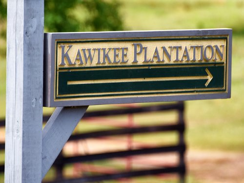 Kawikee Plantation : Richland : Stewart County : Georgia
