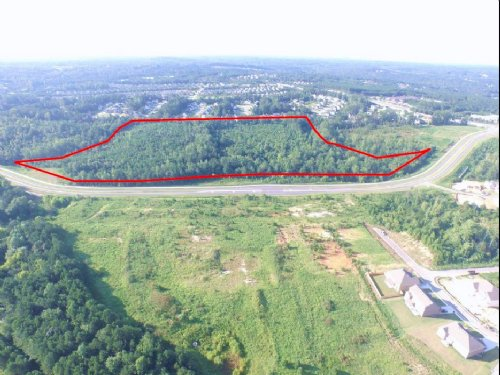 33.2 Acres - Seven Hills Connector : Acworth : Paulding County : Georgia