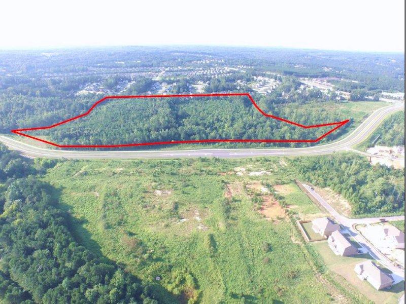 33.2 Acres - Seven Hills Connector : Acworth : Paulding County : Georgia