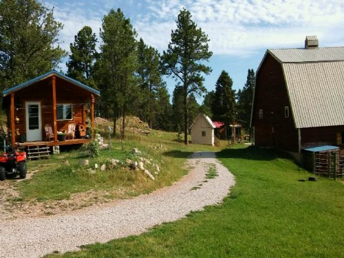 Homesteaders Dream : Four Corners : Weston County : Wyoming