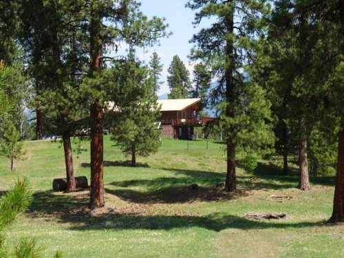Mountain Meadow Homestead : Bigfork : Flathead County : Montana