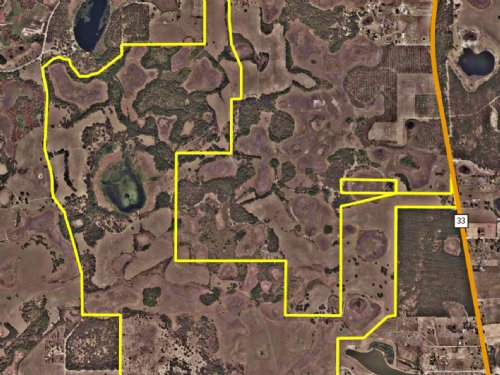 Residential Development Land : Groveland : Lake County : Florida
