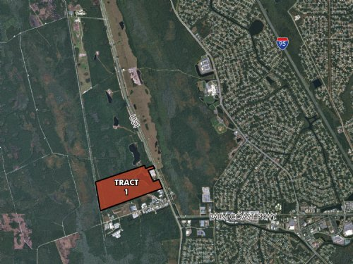 Palm Coast Park - 40ac Multi-family : Palm Coast : Flagler County : Florida