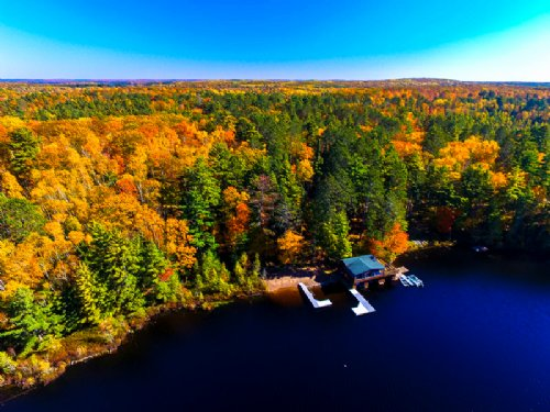 Whiplash Lake Resort - 430+ Acres : Hayward : Sawyer County : Wisconsin