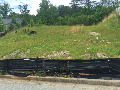 Cleared Lot For Sale In Douglasvill : Douglasville : Douglas County : Georgia