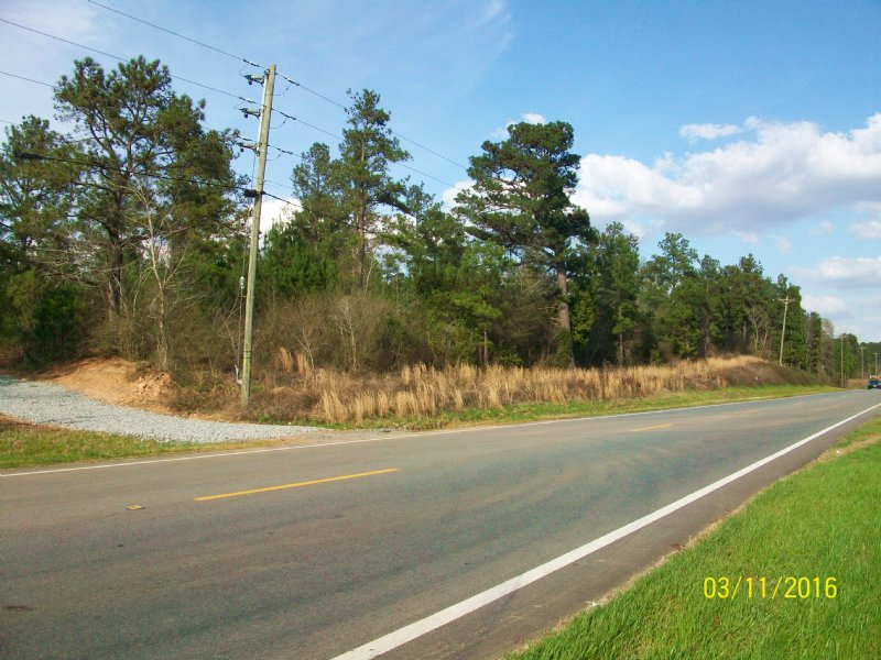Large Tract, Premium Property : Fort Valley : Peach County : Georgia