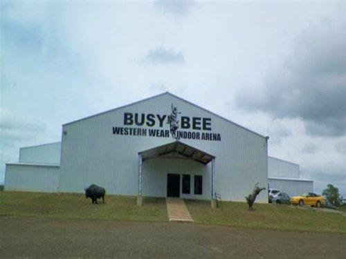 Rodeo Arena / 30046 : Millerton : McCurtain County : Oklahoma