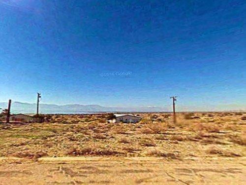 0.17 Acre Lot  Near Mecca : Mecca : Riverside County : California